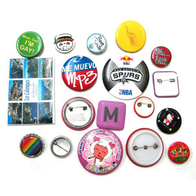Pin Buttons / Pin Badges / Tin badges