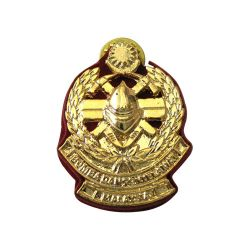S-15 Metal Badge (24mm x 39mm)