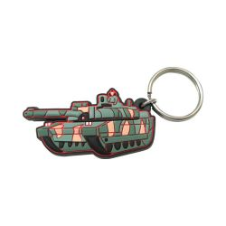 003 Rubber Key Chain