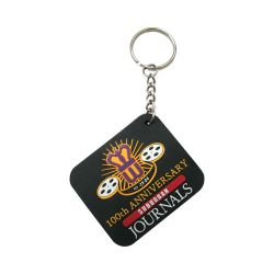 007 Rubber Key Chain
