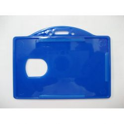 SN-18 Plastic ID Badge Holder