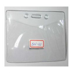 SN-30 Plastic Badge Holder