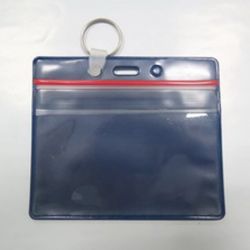 SN-24 Plastic ID Badge Holder