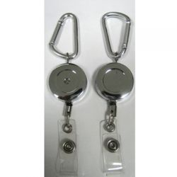 RM-08A Metal Badge Reel