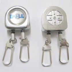 RM-04 Metal Retractable Badge Reel