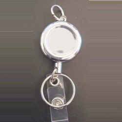 Retractable Name Badge Holders (31mm) - RM-06A