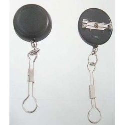 RM-06B Retractable Name Badge Holder