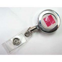 RM-07 Retractable Name Badge Holder (28mm)