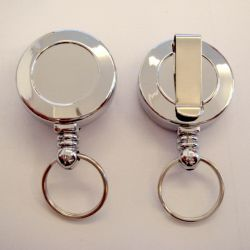 RM-08-1 Metal Badge Reel