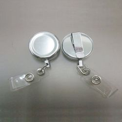 RM-08-2 Metal Badge Reel